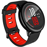 (CERTIFIED REFURBISHED) Amazfit Pace A1612 Multisport Smartwatch (Black)