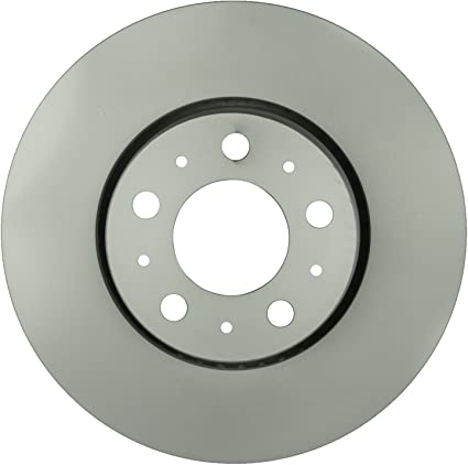 Rotors Ceramic Pads F OE Replacement 98 Volvo S70 w//11/'/' Front Rotor Dia
