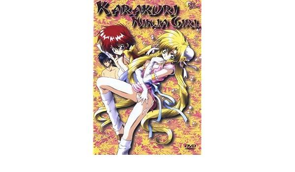 Amazon.com: Karakuri Ninja Girl: Movies & TV
