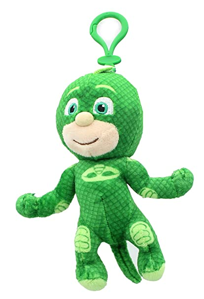Disney PJ Masks Plush Clip-On, Gekko