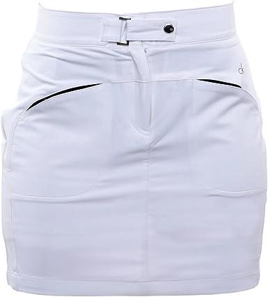 50% de descuento Calvin Klein Golf para mujer falda de deporte con ...