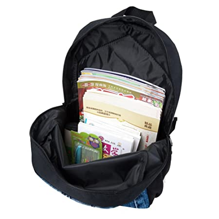Amazon.com   Coloranimal Fashion Children School Backpack Soccer Pattern Book Bags for Traveling   Kids Backpacks