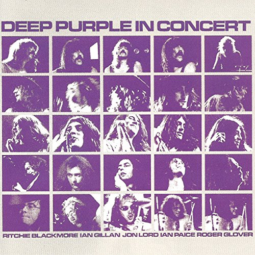 Deep Purple: In Concert 1970 - 1972 (Live In London) [DOPPEL-CD] (Audio CD)