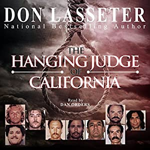 The Hanging Judge of California Audiobook