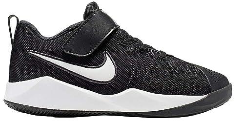 Nike Team Hustle Quick 2 (PS), Zapatillas de Baloncesto
