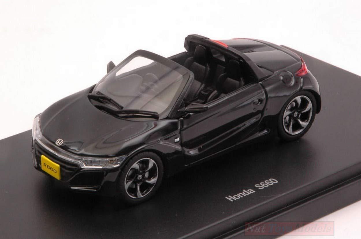 mejor moda Ebbro EB45361 Honda S660 2015 2015 2015 negro 1 43 MODELLINO Die Cast Model Compatible con  60% de descuento