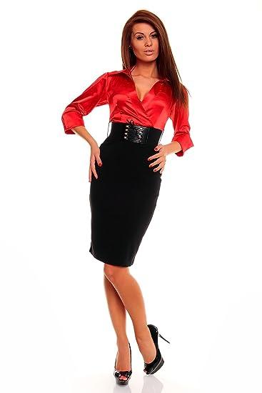 celebrity style red black shirt dress with belt mini evening ...