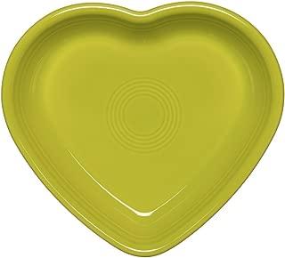 product image for Fiesta 17-Ounce Heart Bowl, Medium, Lemongrass