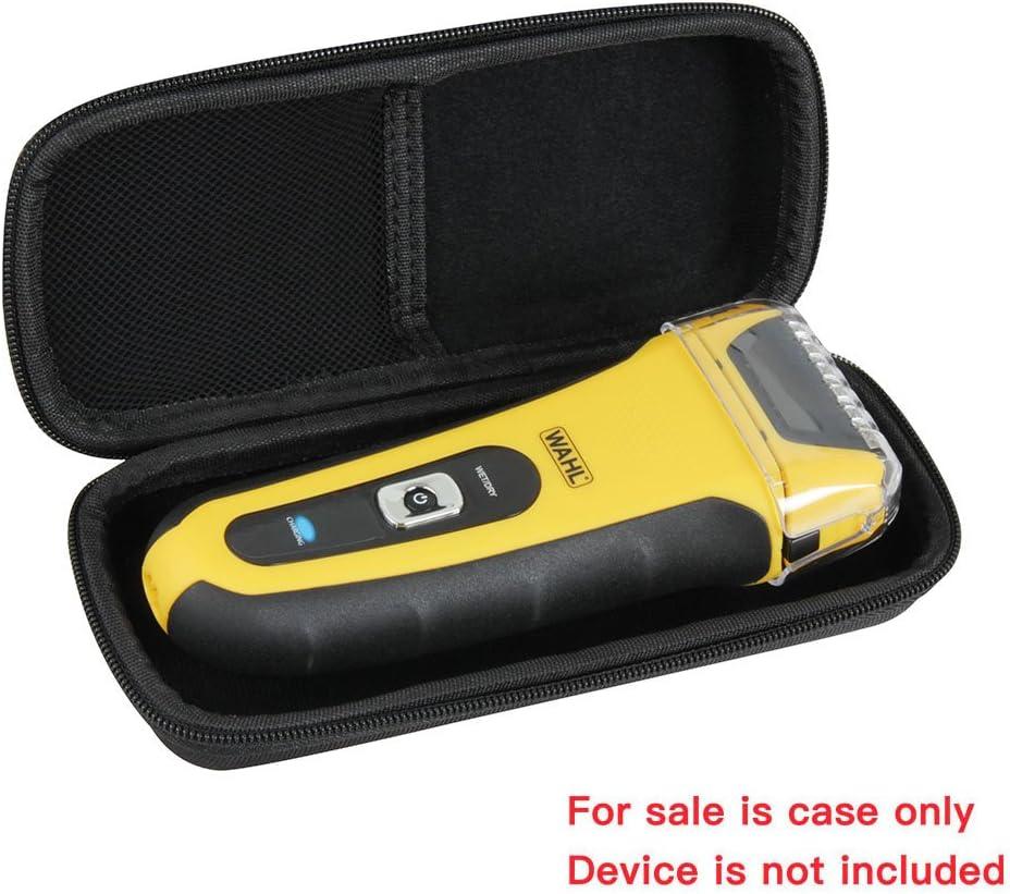 Anleo 7061 - Maletín de viaje para afeitadoras Wahl Lifeproof: Amazon.es: Bricolaje y herramientas