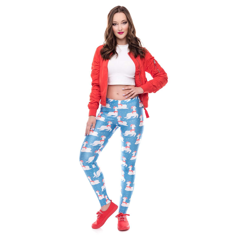 Easy Go Shopping Nuevo diseño Mujer Leggings 3D Impreso ...