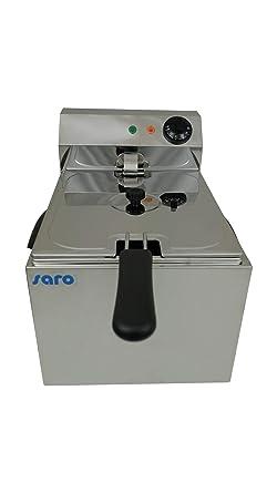 Opinión sobre Saro 172 – 2050 freidora Modelo profri 6, 6 L, 3250 W