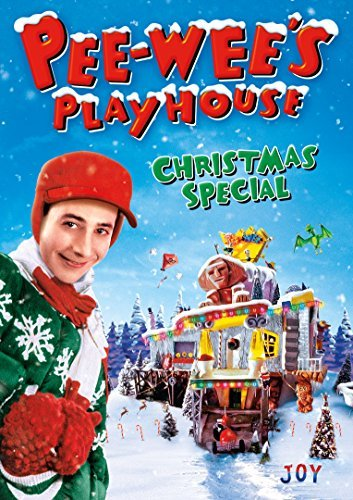 Pee-Wee's Playhouse: Christmas Special (Wees Dvd Pee Playhouse)