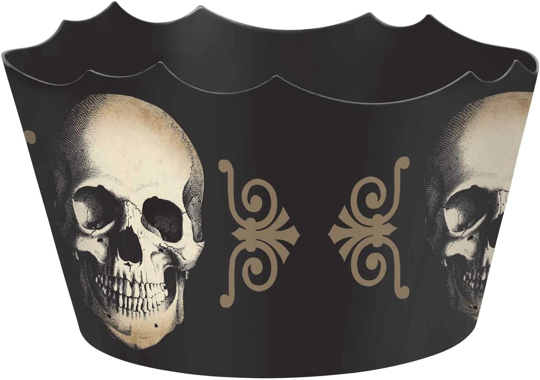 Boneyard Large Plastic Bowl