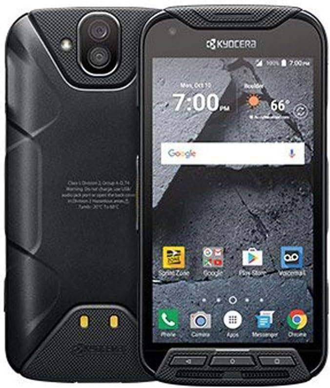 Kyocera DuraForce Pro E6830 Sprint (GSM Unlocked) - Military Grade Rugged Smartphone Waterproof - Black