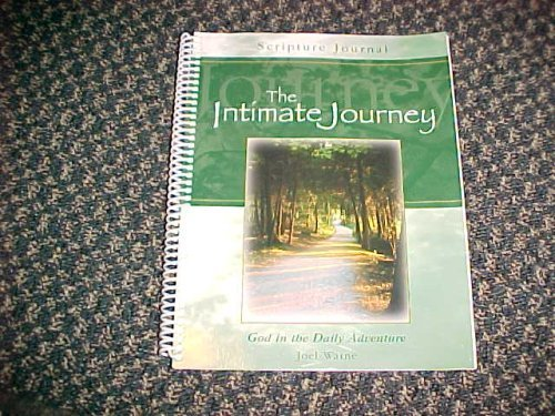 Download The Intimate Journey Scripture Journal pdf