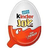 5 Kinder Joy Com Surpresa 20gr