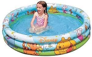 Disney Intex 58915NP - 3-Ring Pool Winnie The Pooh