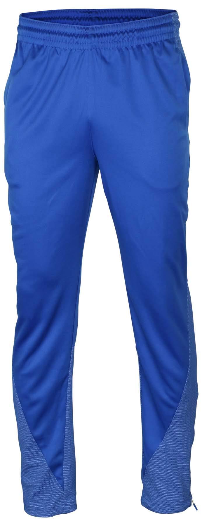 Nike Jordan Men's Flight Team Basketball Pants-Royal Blue-Medium by Nike