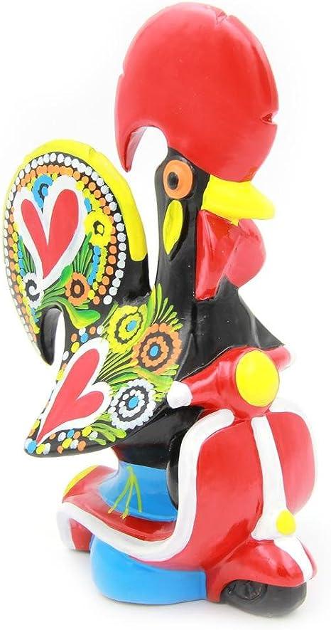 M Oliveira - Gallo decorativo de arcilla portuguesa tradicional ...