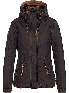 Naketano Damen Jacke Mädchen Furzen Rosenduft Jacket: Amazon