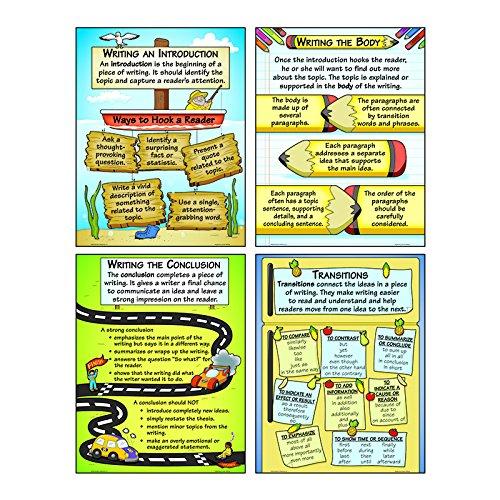 (McDonald Publishing Organizing Good Writing Teaching Poster Set)