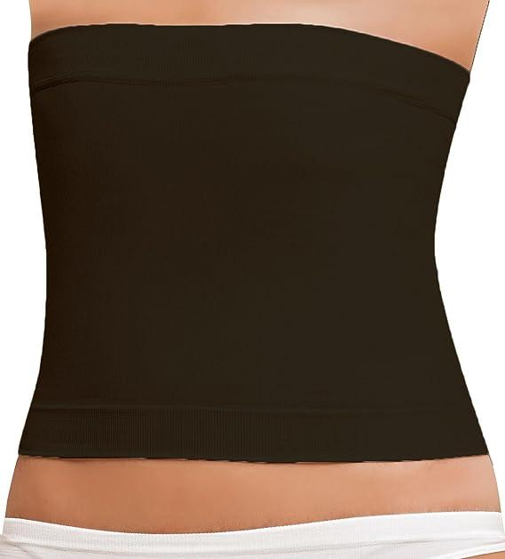 22d34ffa934 NBB Women Waist Cincher Girdle Tummy Slimmer Underbust Shapewear (Black