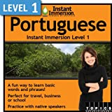 Instant Immersion Level 1 - Portuguese [Download]