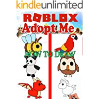 How to Draw Roblox Adopt me Characters : Step-by-Step Drawings for Kids and People!