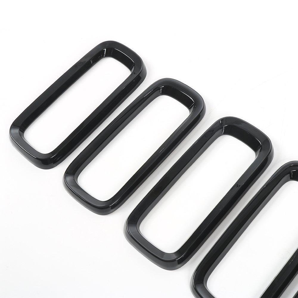 inserti reticolati in ABS per graticola anteriore i-Shop 7 pezzi
