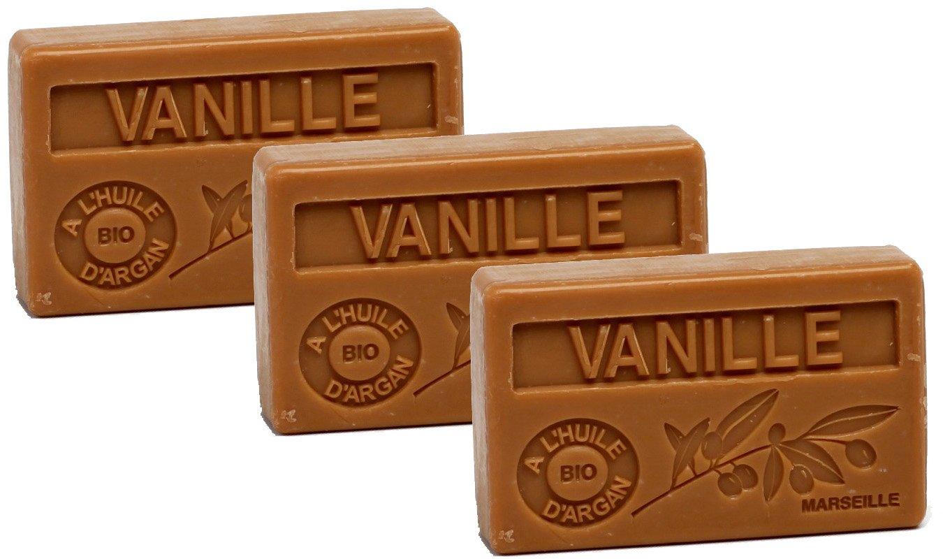 La Maison du Savon Organic Argan Vanilla (3 Pack)