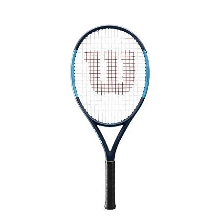 Wilson Ultra 25 Junior Tennis Racquet Strung Synthetic Gut Power in Custom String Colors