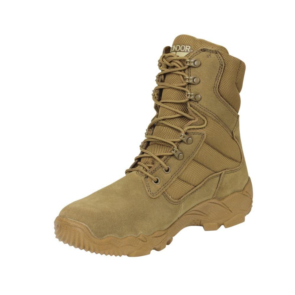 コンドルGordon Combat Boot – Coyote Brown ブラウン(coyote brown) 7  B078P6V9D6