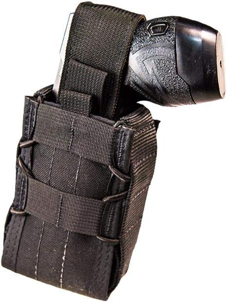 ALL COLORS HSGI Ambidextrous Tactical MOLLE PALS Modular Bungee Pistol Holster