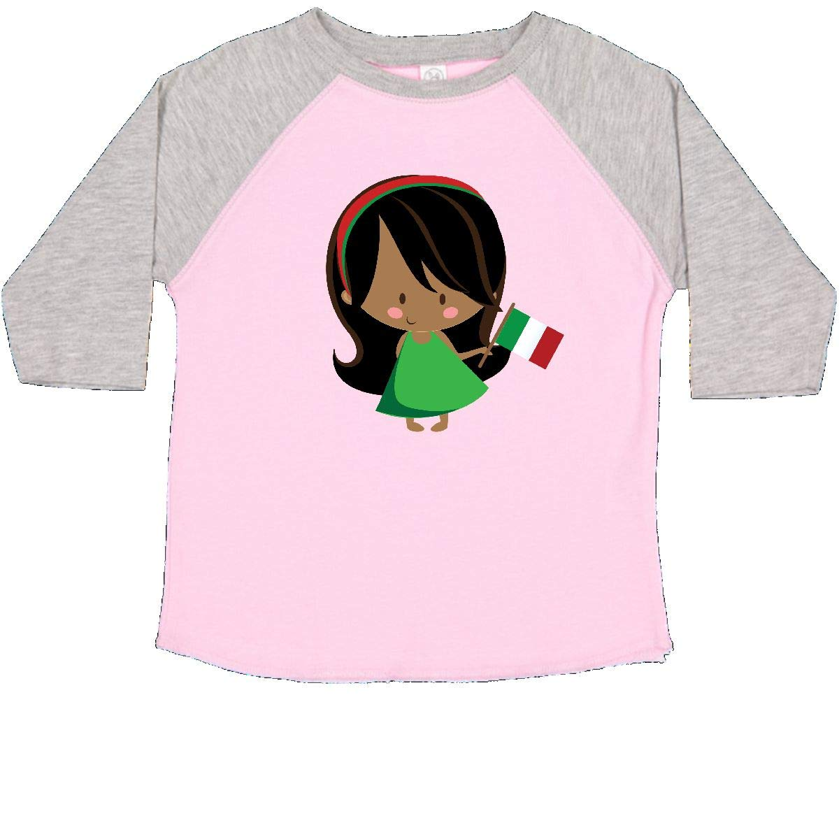 inktastic Mexican Heritage Girl Toddler T-Shirt