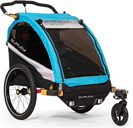 Burley Kinderanhanger D Lite X Aqua Amazon De Sport Freizeit