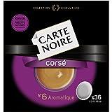 Carte Noire Corsé - 108 Dosettes souples (Lot de 3 X 36)