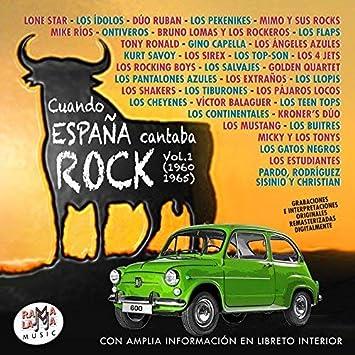 Cuando España Cantaba Rock Vol.1 : Varios: Amazon.es: Música