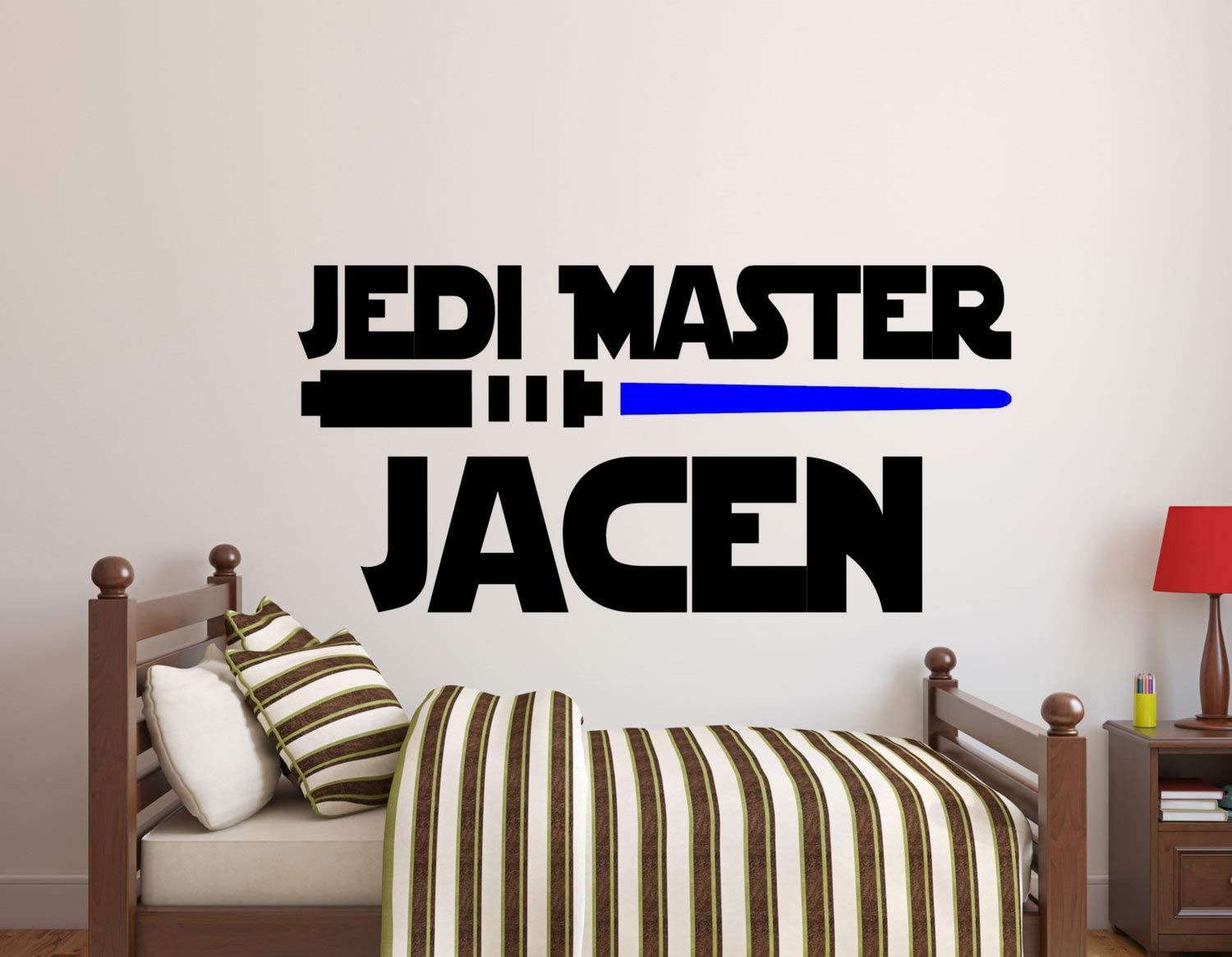 Star Wars Collection Wall Stickers Removable Kids Boys Vinyl Decal Nursery Decor