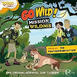 Die Pantherbabysitter (Go Wild - Mission Wildnis 24)