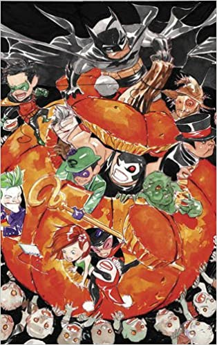 Batman Lil Gotham Deluxe Edition HC: Amazon.es: Dustin ...
