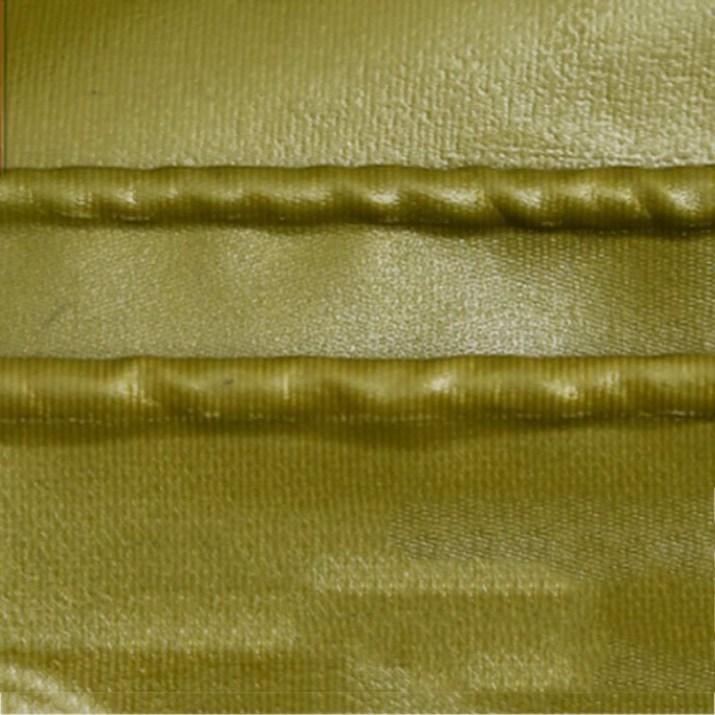 YANGJUN-Plane Frostschutzmittel Regenfest Wasserdicht Frostschutzmittel YANGJUN-Plane Sonnencreme Schatten Winddicht Verschleißfest Draussen, Dick 0,55 Mm (Farbe   Grün, größe   4.8x5.8m) 9d8d78