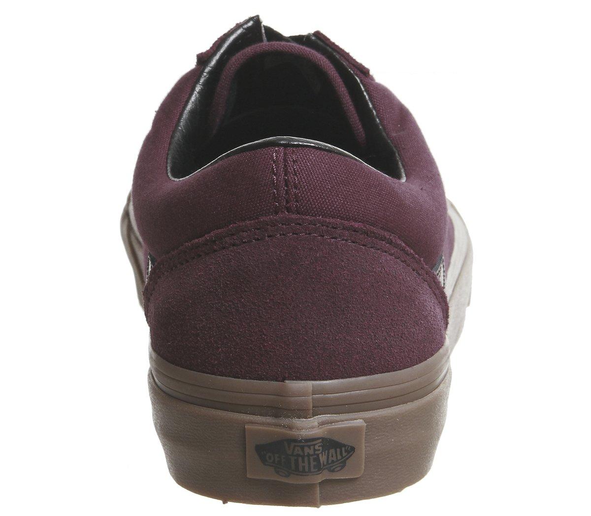 Vans B078Y927PT Unisex Old Skool Classic Skate Shoes B078Y927PT Vans 12 D(M) US|Catawba Grape 81a9fd