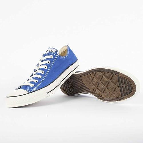 0fb4ba825 Converse - de Chuck Taylor All Star Guantes en Vivos Azul azul brillante  Talla 36.5 EU  Amazon.es  Deportes y aire libre