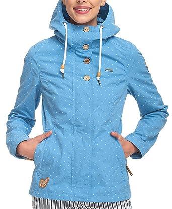 Ragwear Damen Jacke Lynx Dots: : Bekleidung