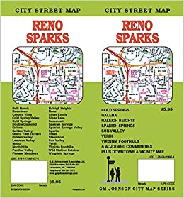 Reno / Sparks NV Street Map: GM Johnson: 9781770684072: Amazon.com Map Of Reno on map of cerritos, map of high desert, map of carlin, map of agawam, map of unr, map of kewaunee, map of the san francisco, map of tampa st petersburg, map of colonial heights, map of hadley, map nv, map of ironwood, map of valley of fire, map of ritzville, map nevada, map of west acres, map of pleasant valley, map of central ma, map of fernley, map of monterrey mx,