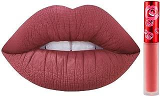 product image for Lime Crime Velvetines Liquid Matte Lipstick, Riot - Red-Brown - French Vanilla Scent - Long-Lasting Velvety Matte Lipstick - Won't Bleed or Transfer - Vegan