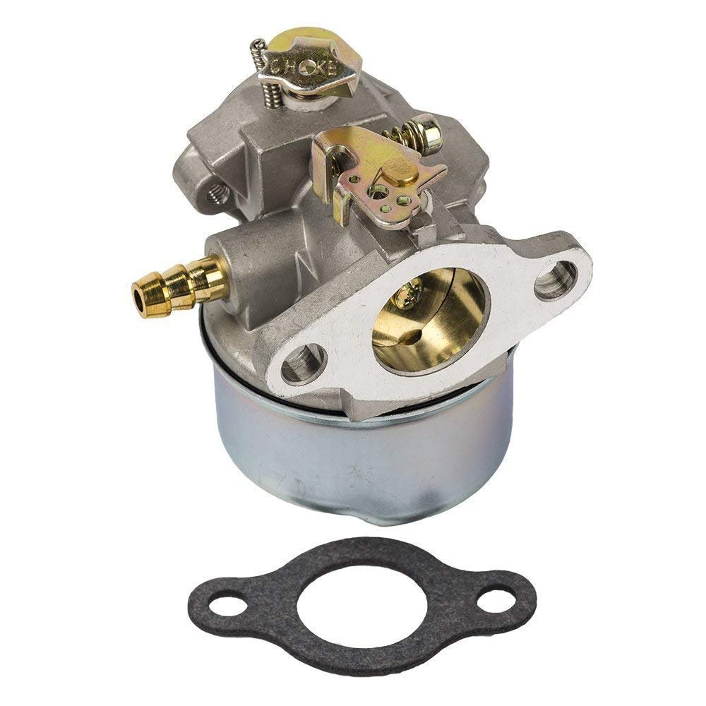 New Carburetor Carb for Tecumseh 631067 631067A 631828 632076 Troy Built Horse Tillers H50 H60 HH60 5HP 6HP Aquiver Auto Parts