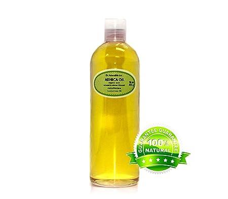 Organic Arnica Herbal Oil 100 Pure 16 Oz 1 Pint