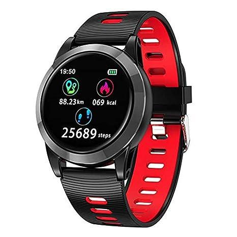 IFMASN Relojes Inteligentes, monitores de Ejercicios, monitores de Ritmo cardíaco y esfigmomanómetros para Hombres