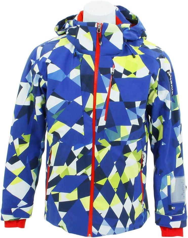 フェニックス スキーウェア ジャケット メンズ Demo Team Pro Jacket デモチームプロジャケット PF872OT11 RB M